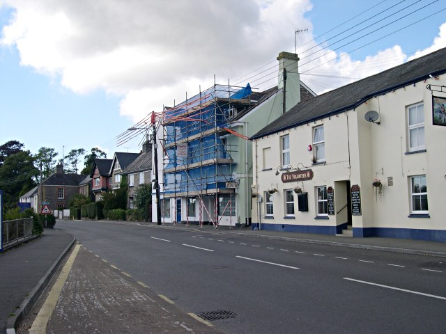 Fore Street, Yealmpton