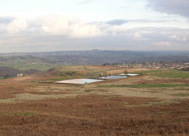 Reservoirs, Baildon Moor