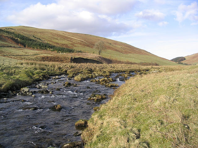 The Meggat Water