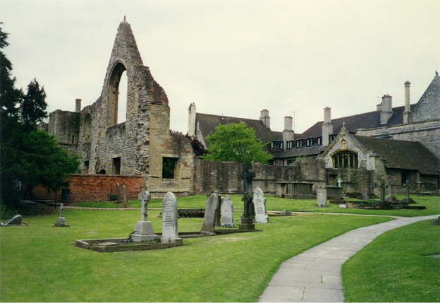 Remains of Bishop's Palace, Southwell