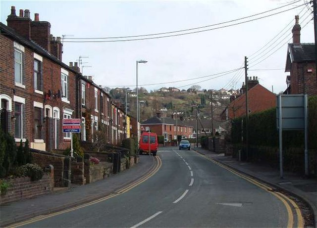 Bagnall Road, Milton