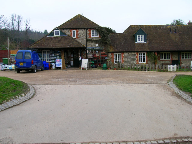 West Dean Post Office and Stores