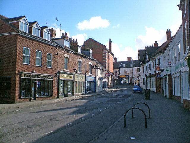 George Street, Barton Upon Humber