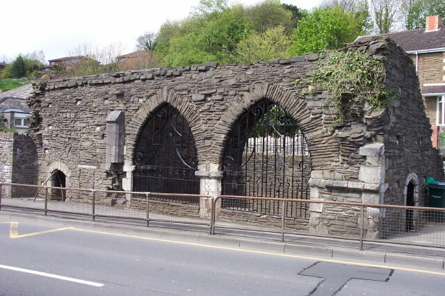 Neath Abbey Gateway