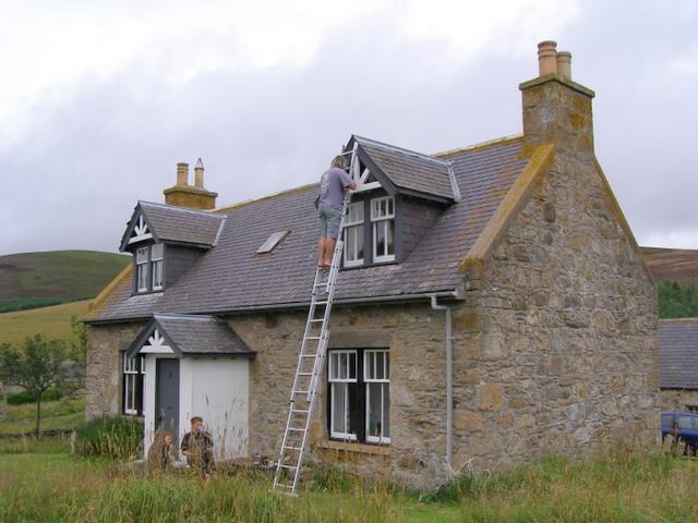 Badenyon Cottage, Glenbuchat