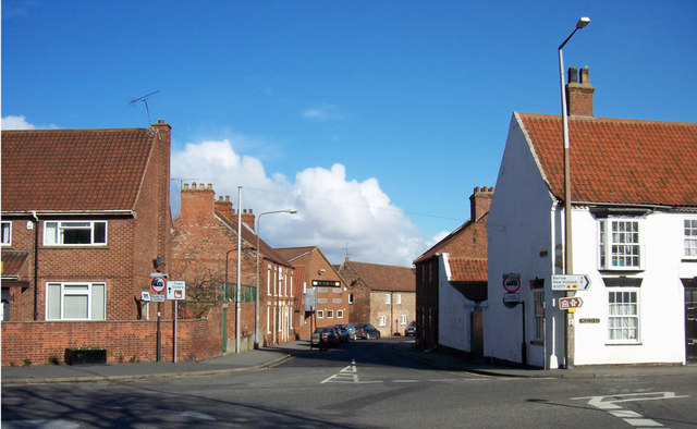 Hungate, Barton Upon Humber