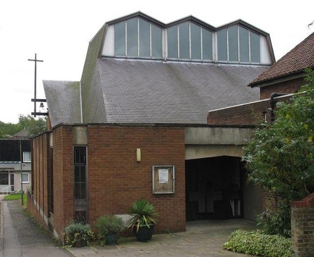 St Matthias, St Matthias Grove, London NW9