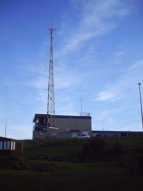 Coastguard Station Fife Ness