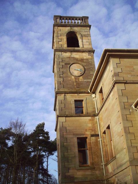 Clocktower Cambo House