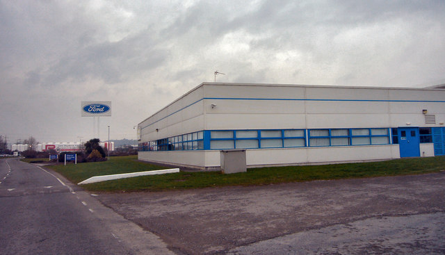 Waterton Industrial Estate