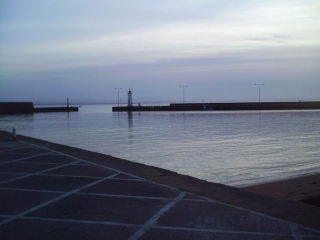 Anstruther harbour on a peaceful evening