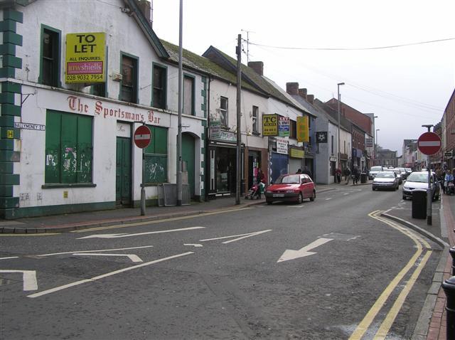 Ballymoney Street, Ballymena