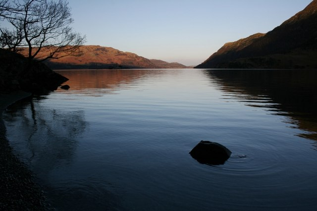Ullswater, Last Light