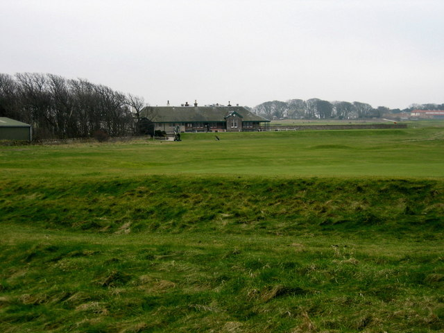 Kilspindie Clubhouse