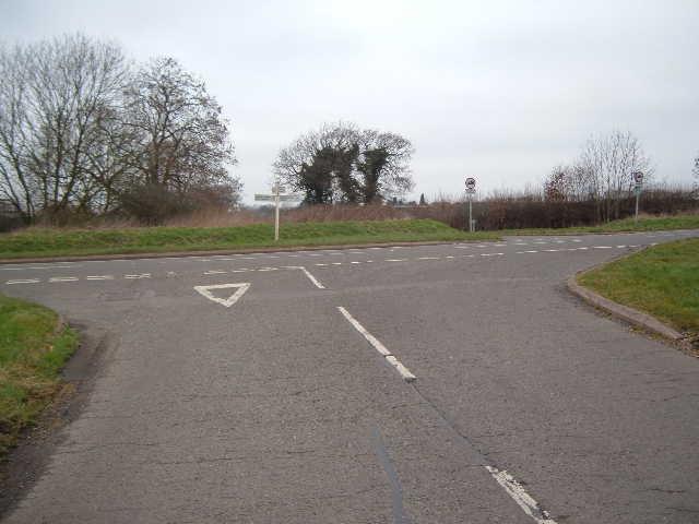 Bosworth Road junction