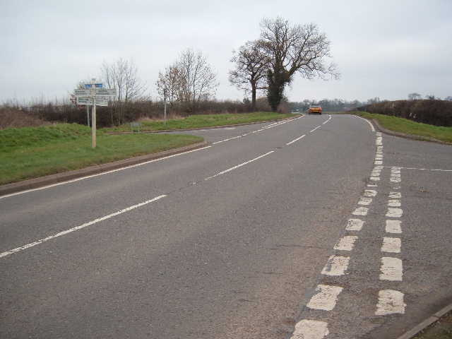 Bosworth Road
