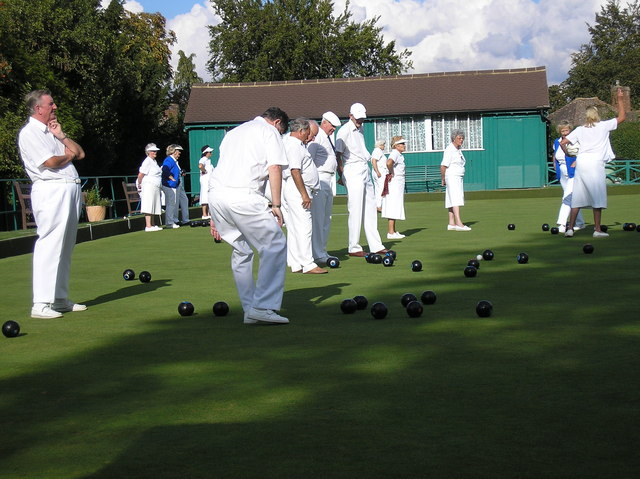 Bowling Club, Great Bookham