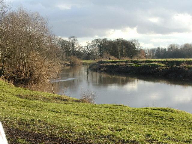 River Ouse at Beninborough Park
