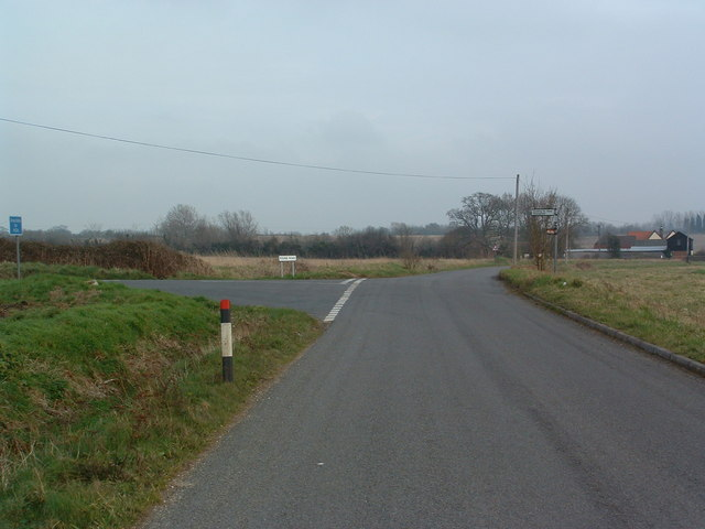 Mill Lane And Pound Road