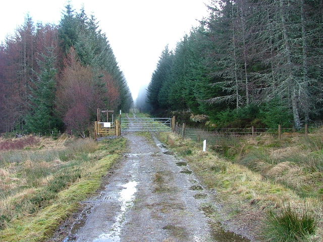 Part of The Witches Trail