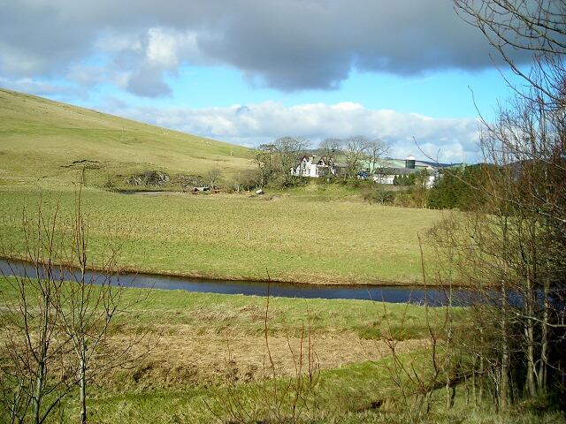 Craighead Beside Duneaton Water