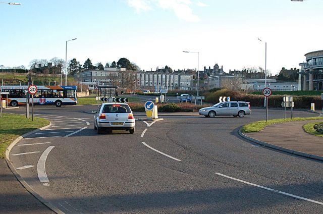 Petheram Bridge Roundabout