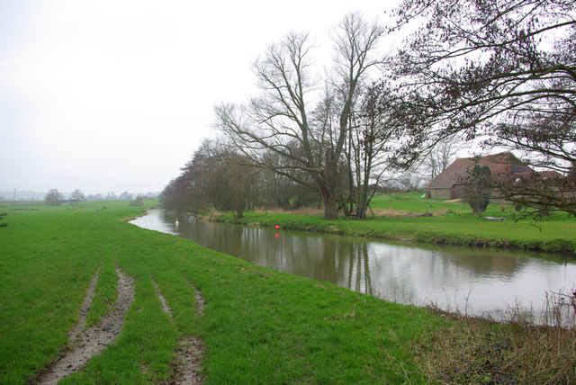 River Rother at Rotherbridge