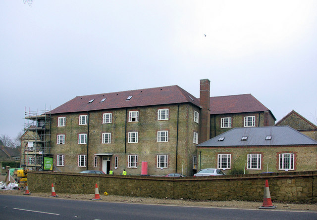 Budgenor Lodge, Easebourne