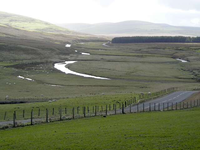 Valley of Duneaton Water