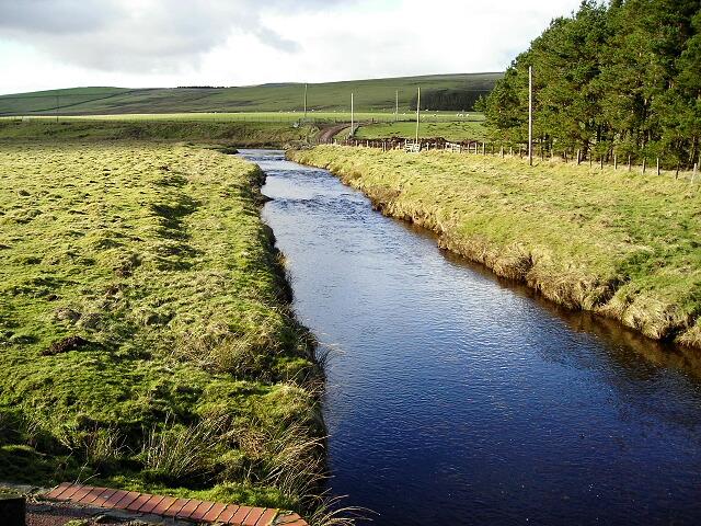 Duneaton Water Near Netherhill