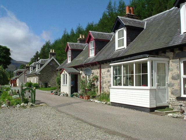 Cottages at Bridgend