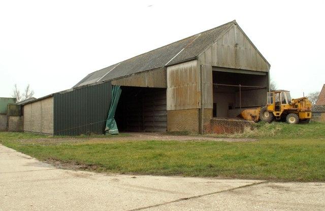 Part of Wood Farm