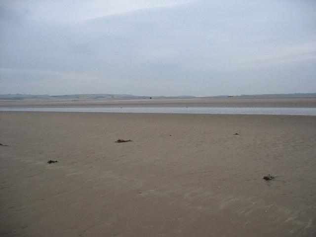 Intertidal Sands at Aberlady Bay