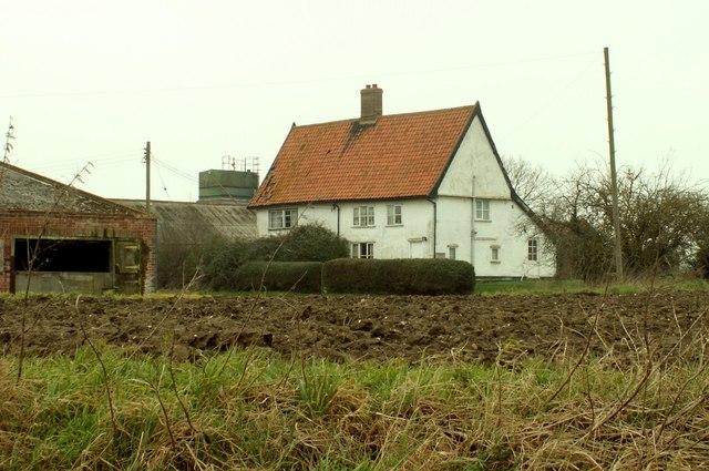 Farmhouse at Moss Farm