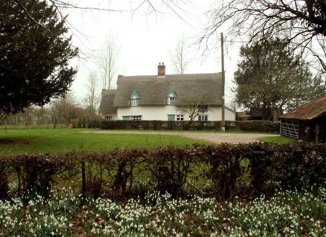 Farmhouse at Yew Tree Farm