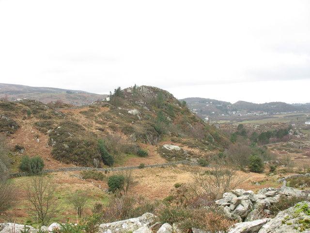 Craig Llew from near Bron-y-gadair