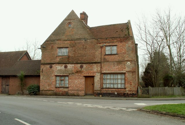 Old house in Horham