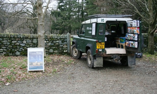 Mobile National Trust Info. Point
