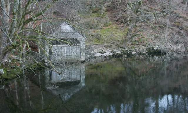 Boat House, Mossdale Bay