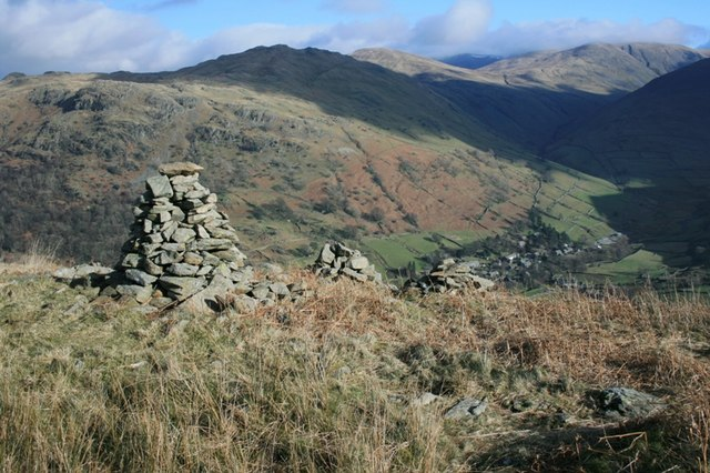 Cairns, Above Low Wood
