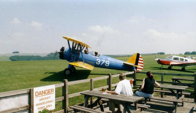 Compton Abbas airfield