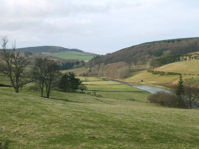 River Don at Haughton