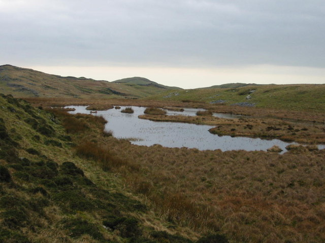 Upland pool