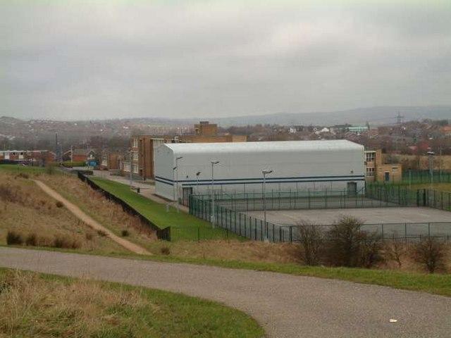 Berry Hill High School