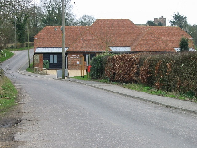 Petham village hall