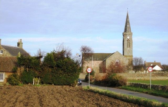 Church, Kingsbarns