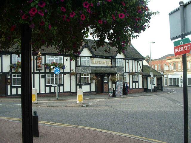 Barwell Top Town Blacksmiths Arms