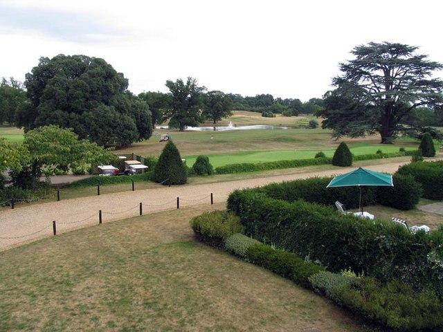 Golf Course, Hanbury Manor, Wadesmill, Herts