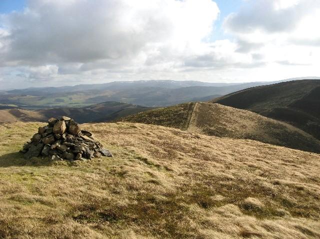 Cairn on Hammer Head