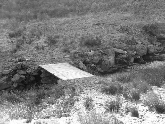 Bridge over the Burn of Corscarie